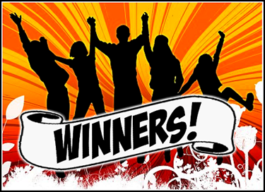 Summer Fitness Challenge Winners