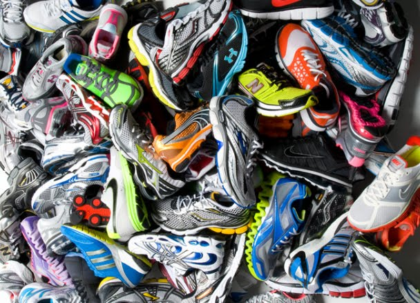 Finding the best athletic shoe for you